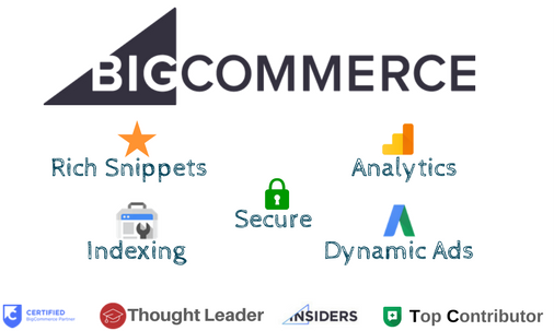 BigCommerce SEO Services