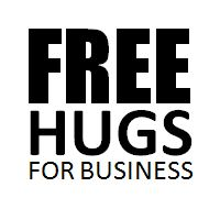 FREE HUGS FOR BUSINESS