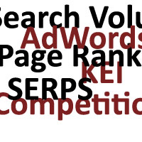 Keywords in keyword analysis
