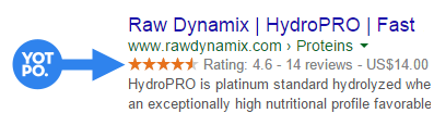 Yotpo Review Rich Snippets